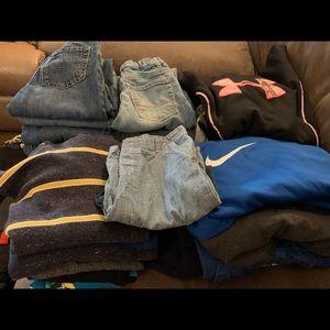 Boys Clothes Size 10/12